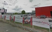 Interné à l'hôpital psychiatrique après avoir dégradé 45 véhicules chez Citroën à Grand-Quevilly