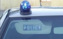 Elbeuf : le dangereux rodéo d'un conducteur sans permis et au volant d'une voiture volée s'achève contre un mur