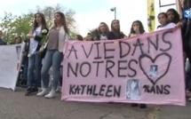 Rouen : le meurtrier présumé de Kathleen est parti en prison sans avoir rien avoué