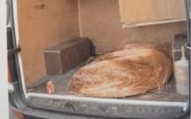 Plus de 4 tonnes de cuivre volé récupérées dans un camp des gens du voyage à Saint-Etienne-du-Rouvray