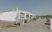 Raid à la voiture bélier contre deux magasins de bricolage et de matériel de jardin en Seine-Maritime