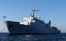 """Le navire de guerre """"Thétis"""" accueille les visiteurs ce week-end à Rouen"""