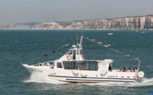 L'évacuation d'un ferry scénario du prochain exercice de sauvetage en mer au large de Dieppe