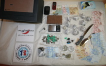 A Elbeuf, son coffre-fort contenait 1 kg d'héroïne et la clé était cachée dans son slip !
