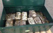 Au Havre, la douane saisit 110 kg de cocaïne et arrête deux trafiquants