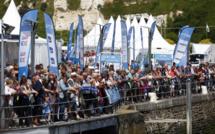 Tour de France à la voile : Groupama 34 s'assure la victoire à Dieppe