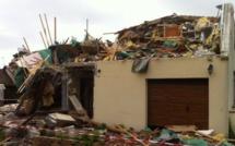 Un pavillon soufflé par une explosion dans l'Eure : les cinq occupants sont blessés et choqués