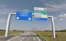 Une voiture signalée à contresens sur l'A28 dans l'Eure