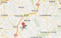 Mystère à Broglie (Eure) : un homme découvert mort dans sa voiture avec son chien étouffé