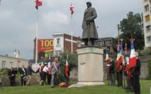 Sainte-Adresse commémore l'exil du gouvernement belge il y a un siècle