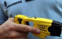 Bernay : il frappe brutalement sa compagne ...et deux gendarmes, avant d'être neutralisé au Taser