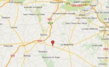 Un mort dans une collision avec un poids-lourd sur la D613 à Thibouville