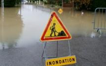 Inondations au Havre : trois personnes, piégées dans leur voiture, secourues par les pompiers