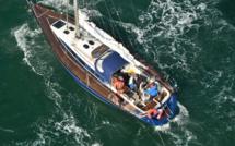 Barfleur : un plaisancier anglais, blessé à la tête, évacué à bord de l'hélicoptère de la Marine
