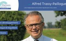 """Trassy-Paillogues candidat aux sénatoriales à la tête d'une """"liste indépendante de droite"""""""