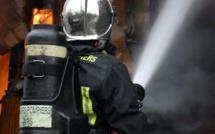 Incendie criminel à Rouen : trois locataires hospitalisés, sept autres relogés