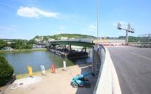 """Le pont Mathilde rouvre mardi 26 août : une date """"historique"""" pour les Rouennais"""