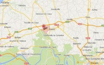 Une voiture percute un poteau EDF : trois blessés et 30 habitants privés de courant