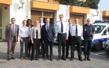 Eure : le préfet apporte son soutien moral à la famille de la policière grièvement blessée à Caen