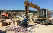12 000 jouets contrefaits, saisis au Havre, détruits par la douane ce mardi
