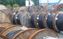 10 kilomètres de câble electrique dérobés sur un chantier à Villepreux