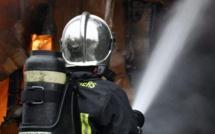 Plusieurs cuves de fuel en feu à Houilles : 150 personnes évacuées cet après-midi