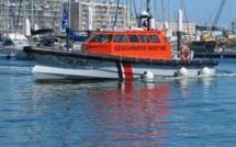 Un marin pêcheur grièvement blessé à une main secouru au large du Havre