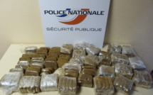 Près de 12 kg de résine de cannabis dans l'armoire de sa chambre à Saint-Etienne-du-Rouvray