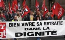 Les retraités manifestent en Seine-Maritime pour défendre leur pouvoir d'achat