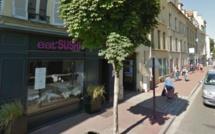 Yvelines : le gérant de Sushi Shop braqué, frappé et volé cette nuit à Saint-Germain-en-Laye