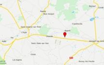Un mort et sept blessés dans une collision à Bourth, au sud de l'Eure