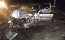 Trois blessés dans une collision à une intersection, à Barquet, dans l'Eure