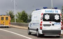 Yvelines : la voiture percute un poteau à Mantes-la-Jolie, un passager est grièvement blessé