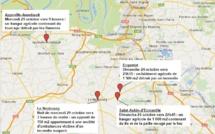 Incendies en série dans l'Eure : trois jeunes gens placés en garde à vue par les gendarmes