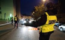 Sans permis, le jeune Sottevillais refuse de s'arrêter à un contrôle de police après un accident