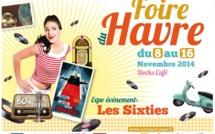 """La foire du Havre et les """"années Sixties"""", c'est jusqu'au 16 novembre aux Docks Café"""
