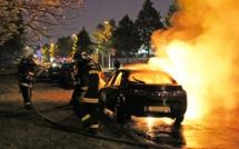 Deux incendiaires interpellés après une série de feux de voitures à Caen