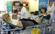 """Don du sang à l'Hôtel de Police de Rouen : 52 fonctionnaires ont fait le """"geste qui sauve"""""""
