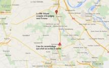 Deux morts ce matin près d'Evreux : la RN154 coupée et déviée