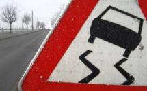 Verglas dans l'Eure : 21 blessés légers dans des accidents de la route