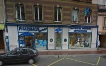 Dieppe : la braqueuse de pharmacie, cagoulée, gantée et armée, repart bredouille...