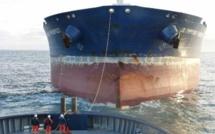 Un pétrolier remorqué jusqu'au Havre, à la suite d'une avarie au large de Fécamp