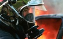 Verneuil-sur-Seine : un pavillon partiellement détruit par un incendie