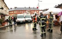 Samedi noir à Louviers : le centre-ville paralysé toute la journée à cause d'une fuite de gaz
