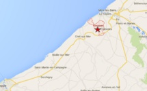 Seine-Maritime : un conducteur de 93 ans tué dans un face-à-face près du Tréport