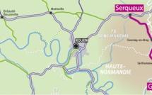La modernisation de la ligne Serqueux-Gisors inscrite dans le plan de relance européen