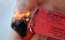 Eure : l'usage de pétards et la vente d'alcool et de produits inflammables réglementés pour les fêtes