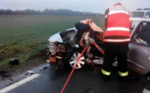 Eure : un conducteur de 78 ans grièvement blessé dans une collision