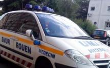 Rouen : un motard tué ce matin côte de Bonsecours