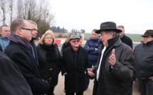 Seine-Maritime : priorité à la sécurité des usagers à Louvetot